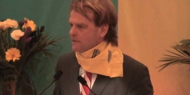 Chris Alexander's Anti-Putin Speech Sparks Twitter Spat With Russian