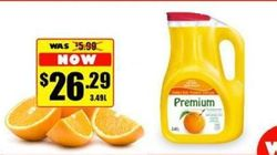 $26 For Orange Juice? Spoof Ads Target Nunavut Food