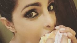 Priyanka Chopra Makes Eating A Burger Look