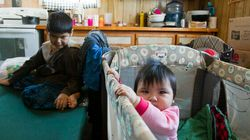 For Most First Nations Children, Living On Reserve Means