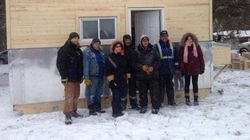 Formerly Homeless Man Is New Owner Of Tiny, Saskatchewan