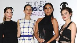 The 'Pretty Little Liars' Cast Wins The PCA Red