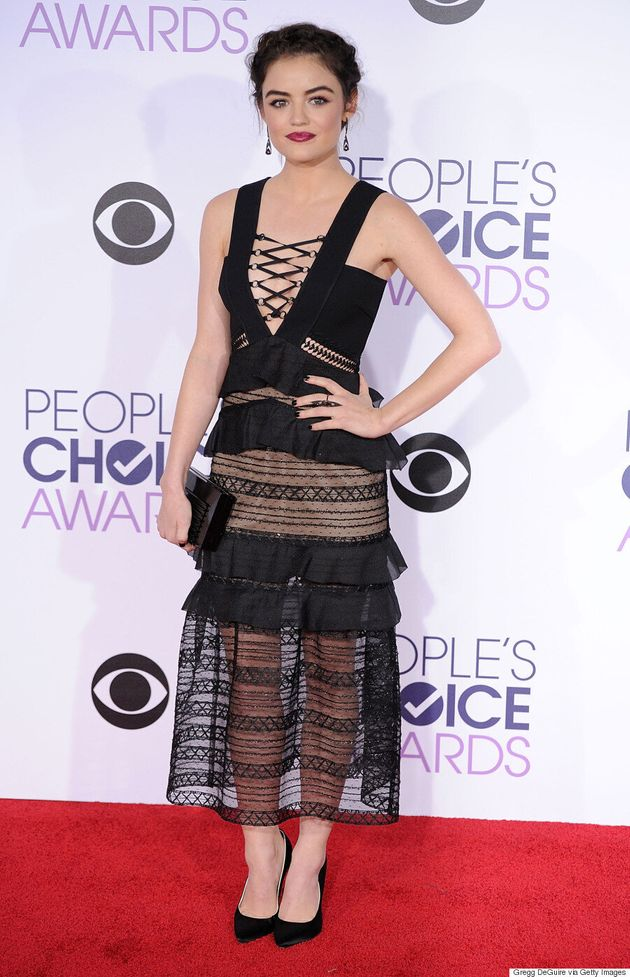 The Cast Of 'Pretty Little Liars' Take Over The 2016 People's Choice