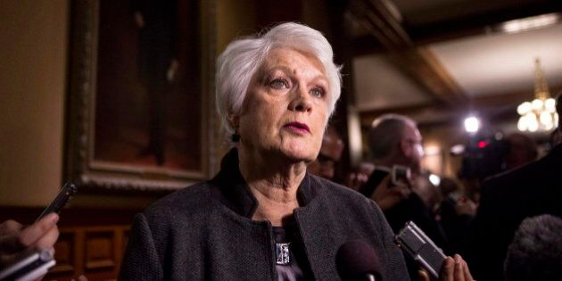 Liz Sandals, Ontario Education Minister: $1M Payout To Teachers' Union 'Not