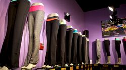 Lululemon Says It's Putting 'Sheer Pants' Fiasco Behind