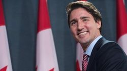 Trudeau To Reporters: 'I'll Be