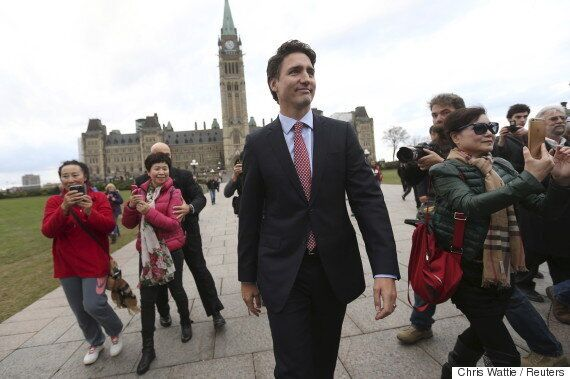 Why Objectifying Justin Trudeau Is Not