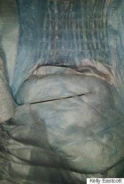 Port Coquitlam Mom Finds Needle In Huggies