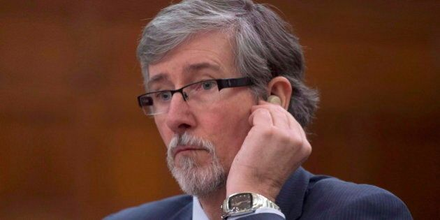 Daniel Therrien, Privacy Watchdog: Airline Passenger Vetting Could Amount To Racial