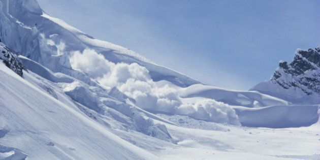 Avalanche Warning Issued For B.C.