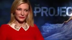 Watch Cate Blanchett Own This Journalist After He Asks A Dumb