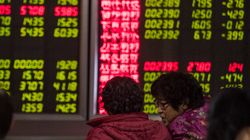 Chinese Stock Market Halted As Markets