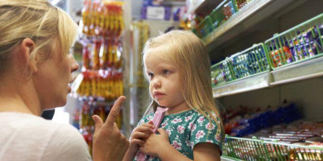Too much sugar in children's diets