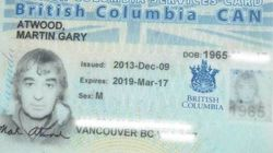 Slain Vancouver Man's Remains Returned To
