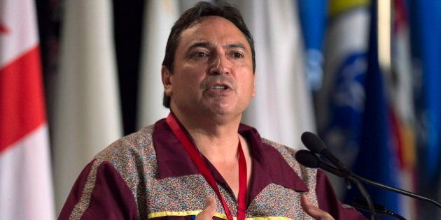 AFN Chief Perry Bellegarde Calls Sexual Assault Of 6-Year-Old Girl