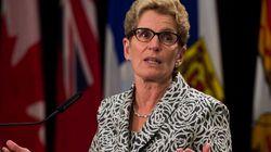 Wynne: Lawsuit Against PCs Not Behind Bill