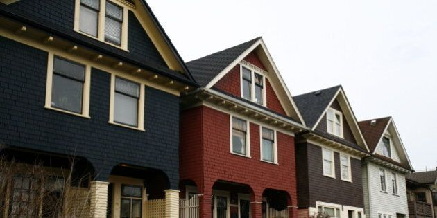 Most of the houses in our neighbourhood look like