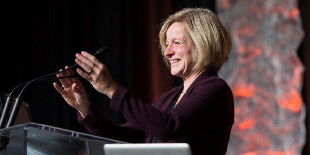 Rachel Notley Says Facing Online Threats Is Part Of Being