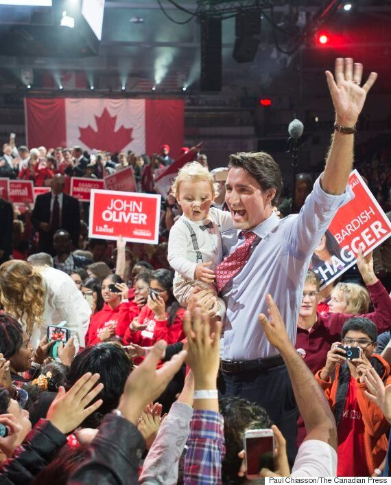 16 Reasons The World Is Swooning Over Justin Trudeau, Canada's Next Prime