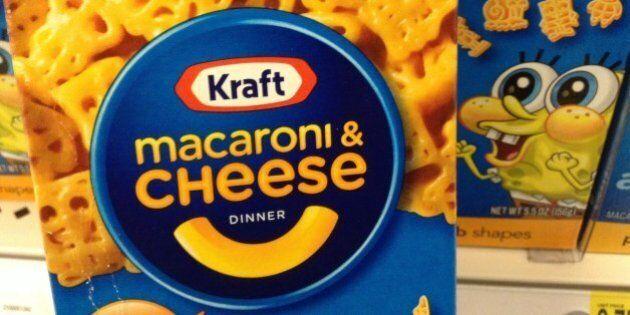 Kraft Macaroni and Cheese, Mac & Cheese, Kraft Dinner,