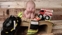Fort McMurray Baby Photo Is 'Beauty That Came Out Of The