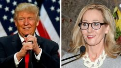 J.K. Rowling Defends Trump's Right To Be 'Offensive And