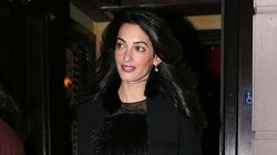 Amal Clooney Shows Us The Perfect Way To Wear A Crop