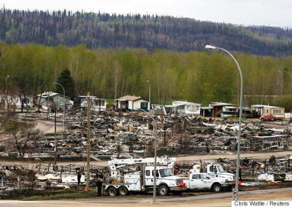 Fort McMurray Was Not FireSmarted, And Few Alberta Communities