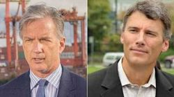 Gregor Robertson Sues Opponent For