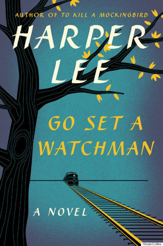 Harper Lee Novel Cover Revealed: 'Go Set A Watchman' Art Released By