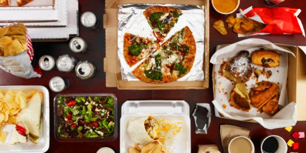 Canadians' Real Food Is Revealed In Our Takeout