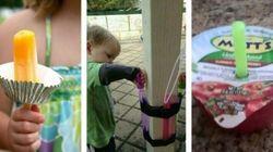 Best Toddler Hacks To Help Control The Ooey-Gooey