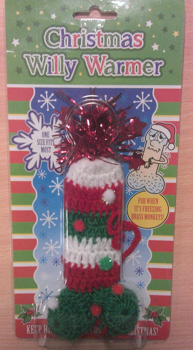The 18 Funniest Secret Santa Gifts We Saw This