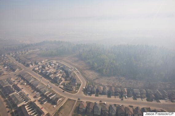Fort McMurray Fire: Poor Air Quality A Serious Issue For Recovery