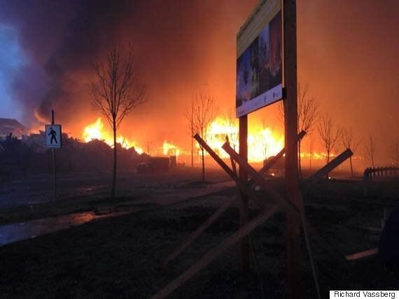 Fort McMurray Fire: Volunteer Reveals What It Was Like Fighting The