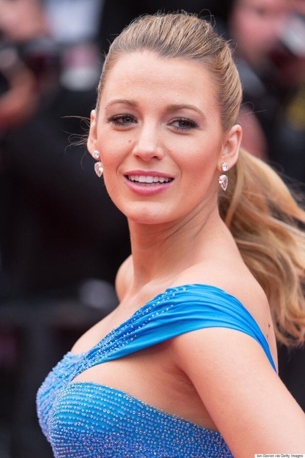 Cannes Film Festival 2016: Blake Lively Puts Baby Bump On