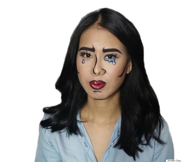 Easy Halloween Makeup Looks Using Products You Already