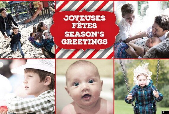 Canadian Politicians' Christmas Cards Are Simple And