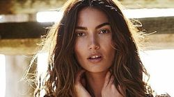 LOOK: Lily Aldridge Goes Topless For