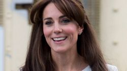 The Duchess Of Cambridge Gets All Sparkly In A