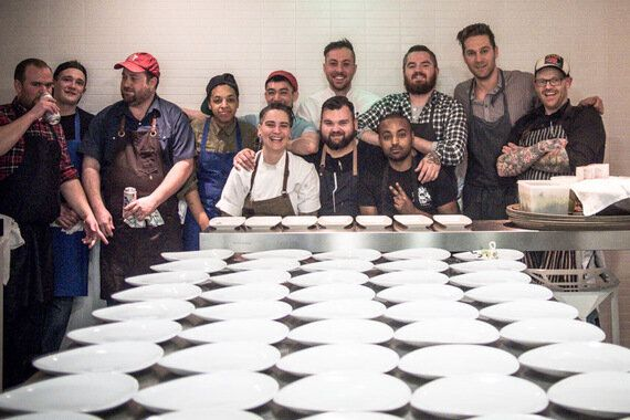 Toronto Chefs Swap Signature Dishes for