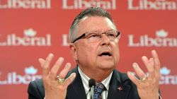 Goodale: Trudeau Won't Treat Western Canada Like His Father
