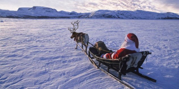 Santa Tracker 2014: How To Find Where Mr. Claus Is In The