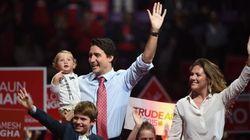 #DaddyTrudeau Is Already A