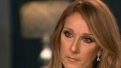 WATCH: Celine Dion Breaks Down Over Husband's