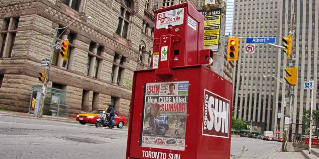 Postmedia Buyout Of Sun Newspapers Gets Competition Bureau's
