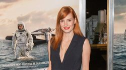 Jessica Chastain's Jumpsuit Is