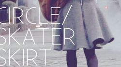 This Skirt Is Warm Enough To Wear All Winter