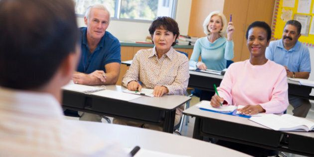 Restore Adult Student Funding: Vancouver School Board To