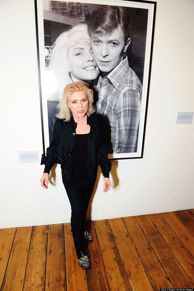 Proof Debbie Harry Doesn't Care What You Think Of Her